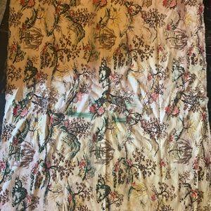 Spectrum original color print vintage fabric